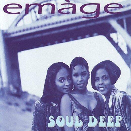 Emáge - Soul Deep [1994]