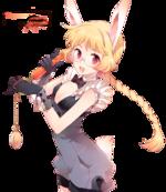Be rabbit w/ le tutoriel d'Elwyn