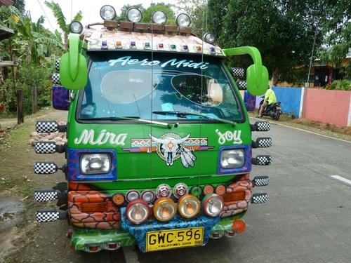 Fin du voyage par l'île de Cebu