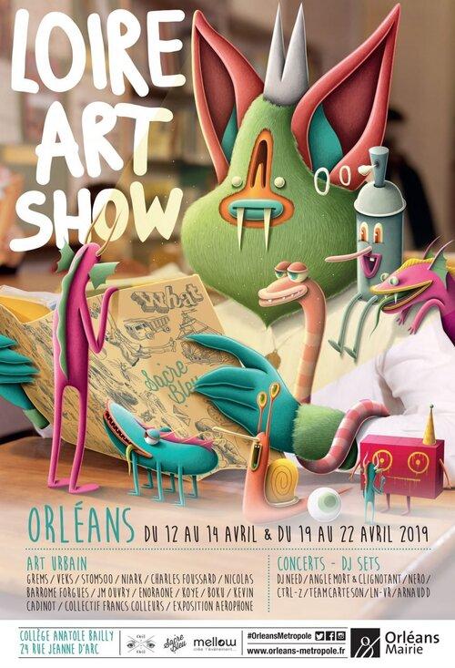 Loire Art Show | 2019