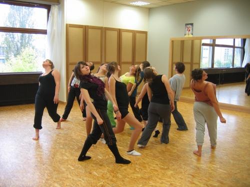 """Master class avec Juliette Mignot autour du """"Sacre"""""""
