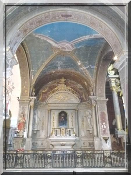 L'église st Louis de Rochefort ( ch-m )