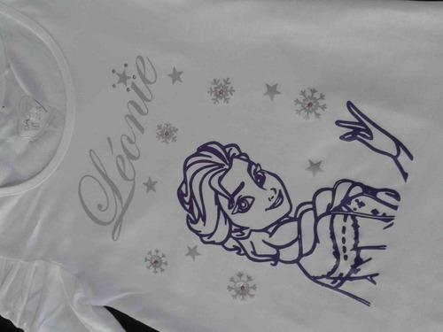 "tee-shirt pour la ""reine Léonie"""