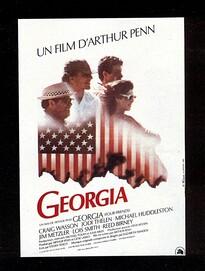 BOX OFFICE FRANCE 1982 GEORGIA
