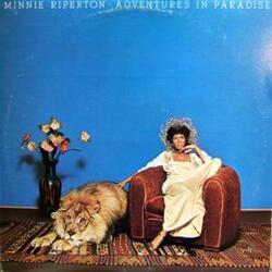 Minnie Riperton - Adventures In Paradise - Complete LP
