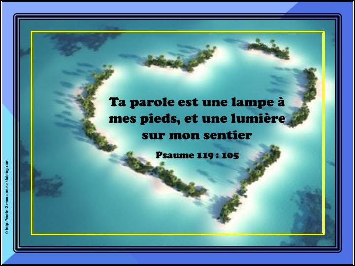 Ronde Versets du coeur 260