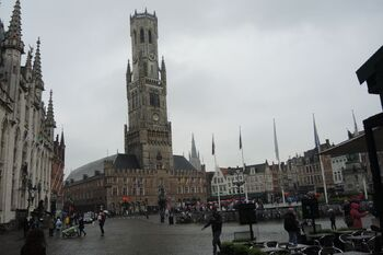 Une journée à Bruges- Part Three