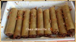 Cannellonis Façon Boeuf carottes