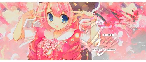 Pink Joy Girl