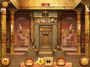 Jouer à Cleopatra's temple 2 escape