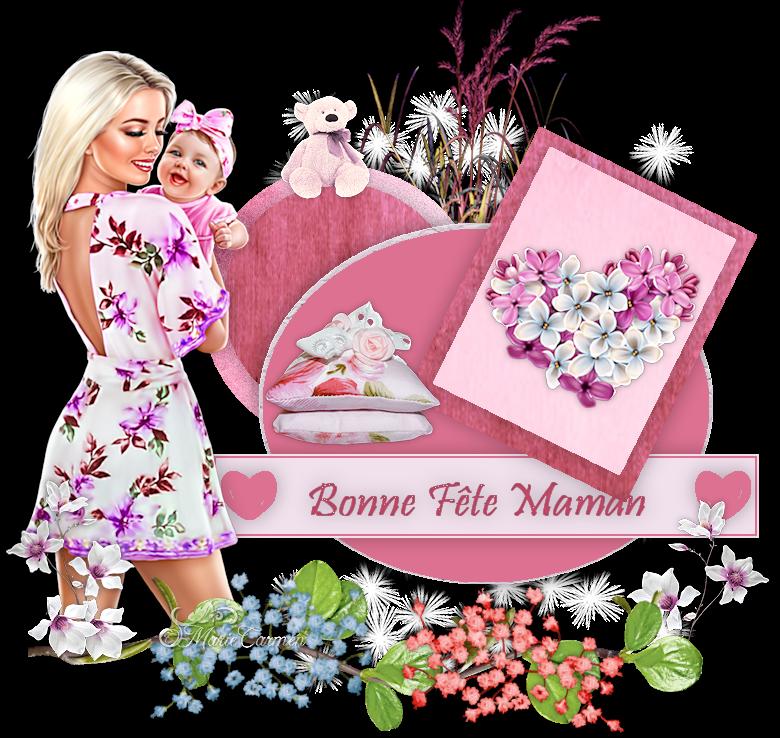 ♥ Bonne fête des mères + cadeau pour vous ♥