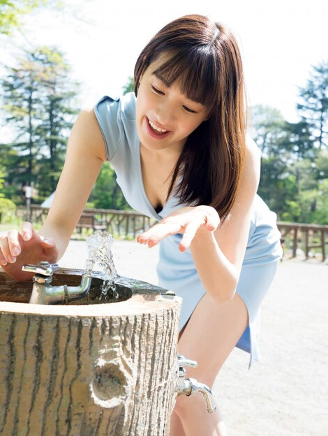 WEB Magazine : ( [FRIDAY Digital - Gravure] - |FRIDAY - 10/05/2019 - Miki Igarashi| )