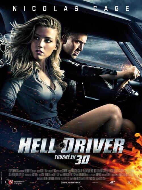 """Bonsoir a l'honneur : """" Hell driver """""""