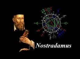 Nostradamus, 1503-1566. (Allias Michel de Nostredame)