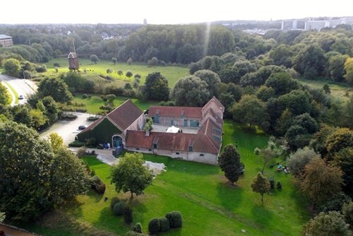 Wolu1200 :  le Hof ter Musschen remporte le Prix belge du paysage 2014