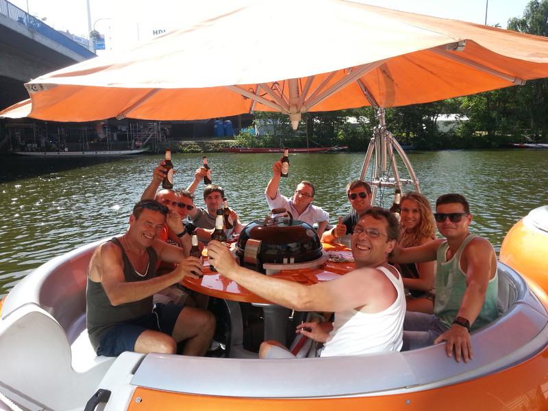BBQ Donuts - Loisirs Boats