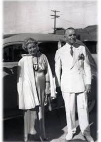 Edna et Guy Ballard