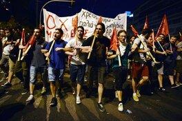 Solidarité avec le peuple grec