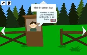 Jouer à Camp escape