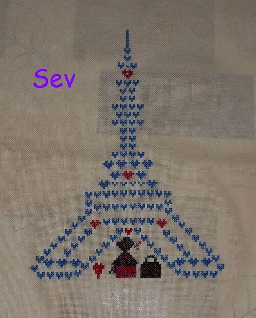La tour Eiffel - 04