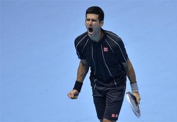 Djokovic accélère