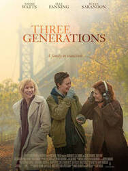 Affiche Three Generations