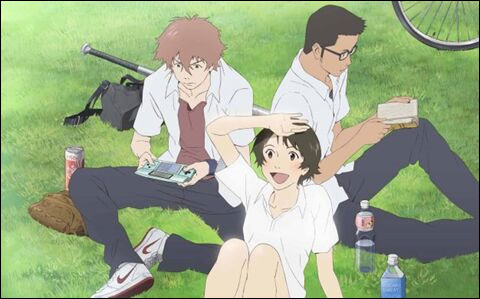 La Traversée du Temps - Mamoru Hosuda