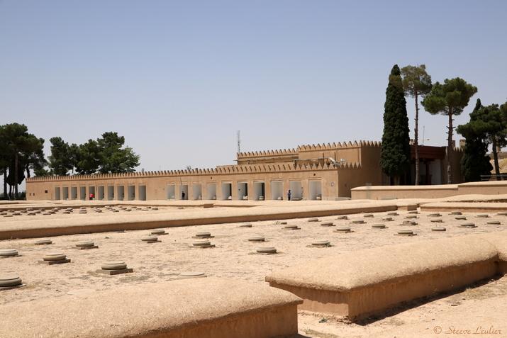 Le musée de Persépolis