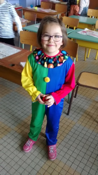 Carnaval des CE1