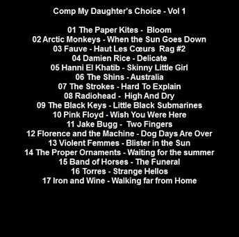 "Compil' ""My Daughter's Choice"" Vol 1"