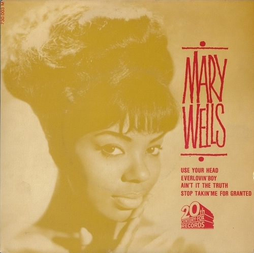 "Mary Wells : Album "" Mary Wells "" 20th Century Fox Records TFM 3171 [ US ]"