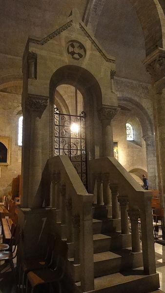 File:Église N-D Fin-des-Terres chaire 2.JPG