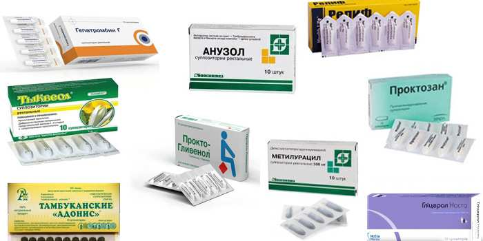 Лекарство от геморроя в уколах