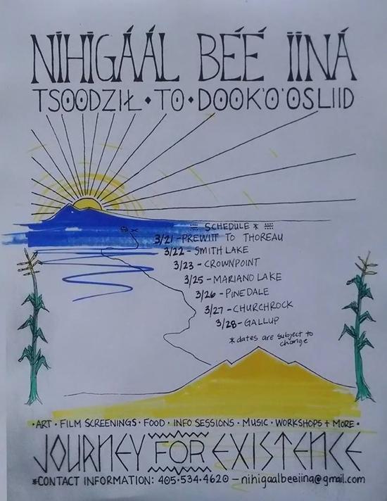 marche navajo