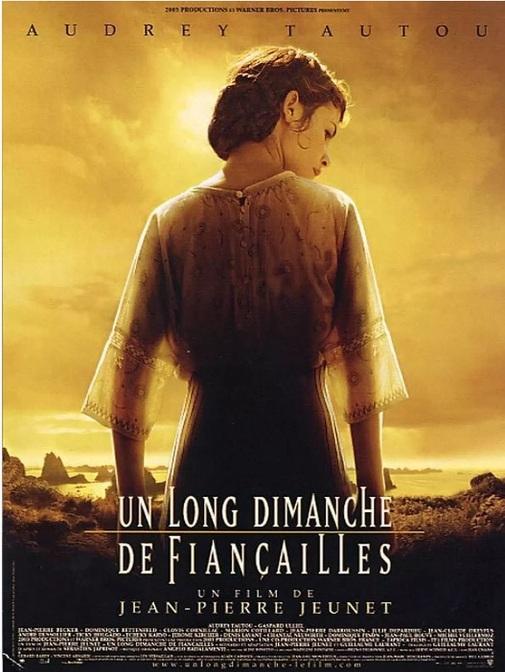 UN LONG DIMANCHE DE FIANCAILLES BOX OFFICE FRANCE 2004