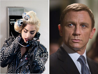 Lady Gaga et Queen sur la bande originale du nouveau James Bond ?