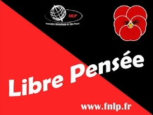 MANIFESTE DE LA LIBRE PENSEE