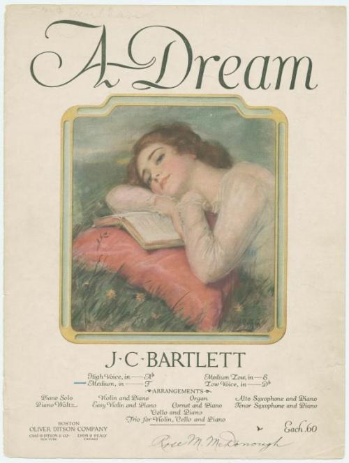 La lectrice qui rêve