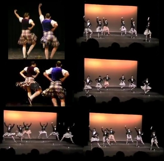 Tour du monde de la danse