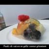 fruist gelee saveur géranium