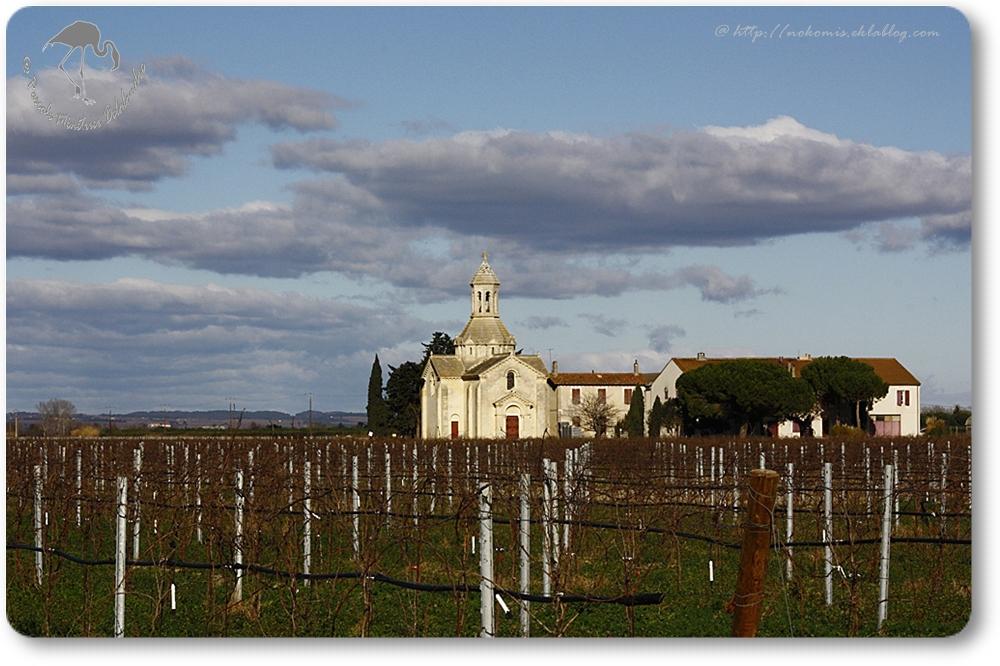 Chapelle de Montcalm - Camargue Gardoise