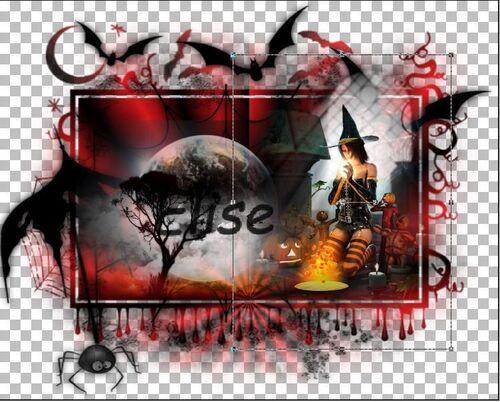 17.La gentille sorcière