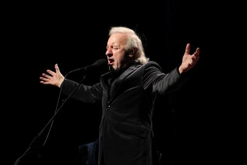 Colm Wilkinson - Buffalo 26 nov 2016
