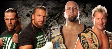 Liste des absents à la WWE