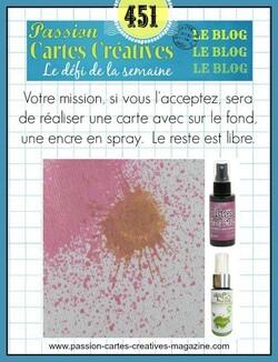 Passion Cartes Créatives#451