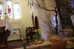 CAZALS - Deuxième dimanche de Carême