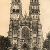 tours cathédrale carte 1915