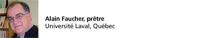Alain Faucher, ptre