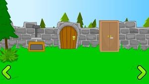 Jouer à PlayItOnline - Locked garden escape