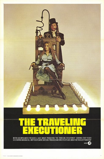 La ballade du bourreau, The travelling executioner, Jack Smight, 1970